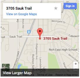 Campaign Google map