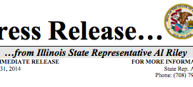 October 31 Press Release