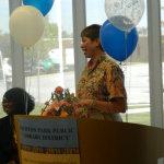 Lt Governor Sheila Simon