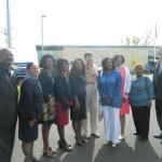 Photo with Lt Governor Sheila Simon