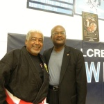 Big as any American Karate legend and founder, Grand Master James Jones