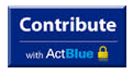 ActBlue Donate Button